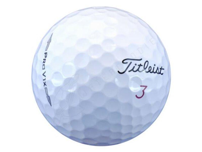 Titleist Pro V1x (Modell 2014) Lakeballs