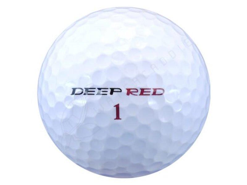 Wilson Deep Red Lakeballs