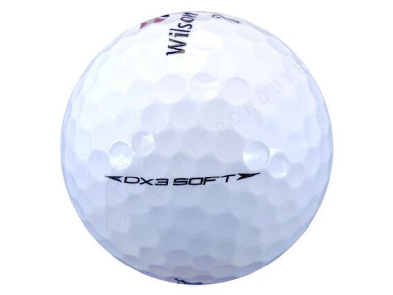 Wilson Dx3 Soft Lakeballs