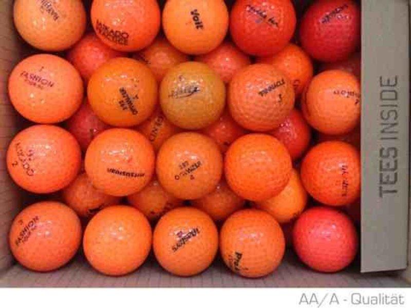 Diverse Mix Orange Lakeballs
