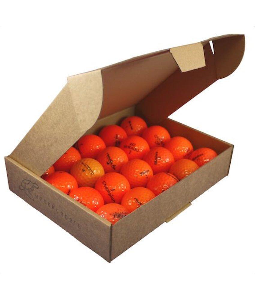 Diverse Mix Orange