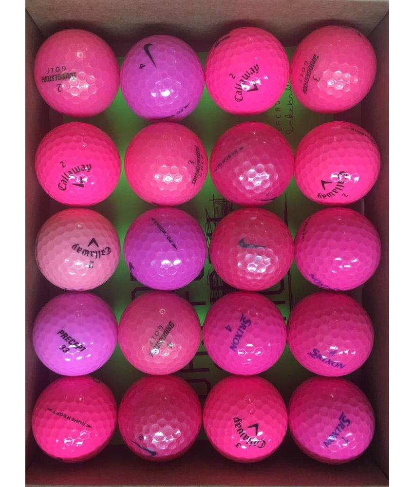 Diverse Premium Marken Mix Pink