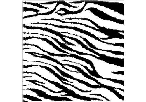 Flexfolie Zebra
