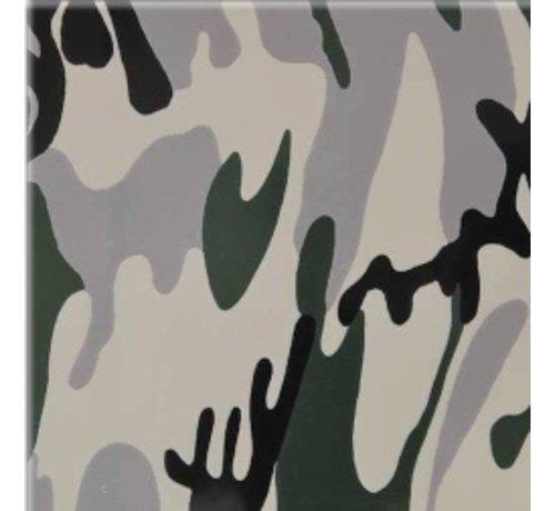 Flexfolie Camouflage