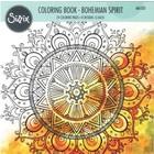Sizzix Coloring book by Lindsey Serata, Bohemia Spirit