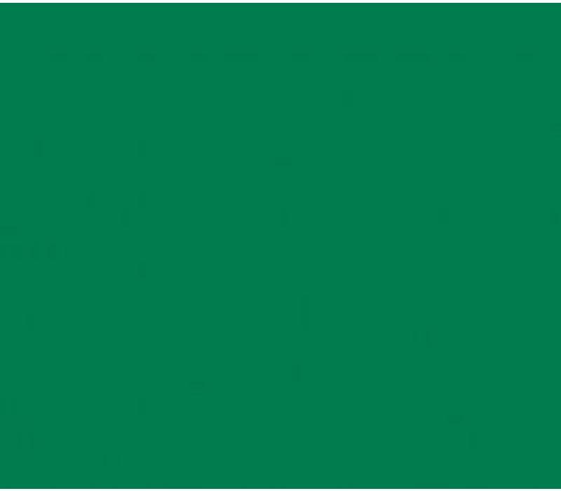 Vinyl Medium Green (M)