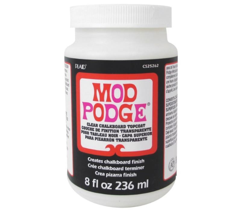 Mod Podge Chalkboard Topcoat