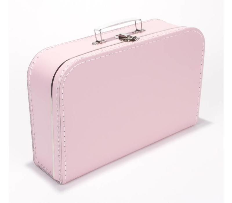 Koffer groot- Babyroze