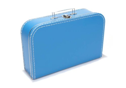 Koffer groot- aquablauw
