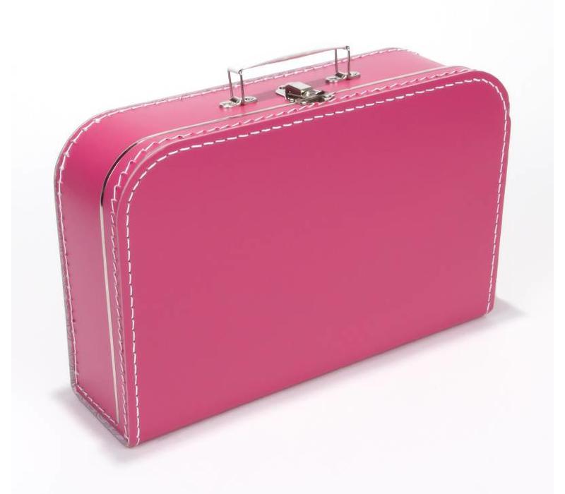 Koffer groot- fuchsia