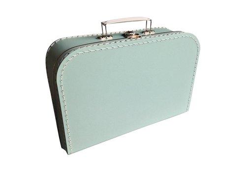 Koffer groot- mint