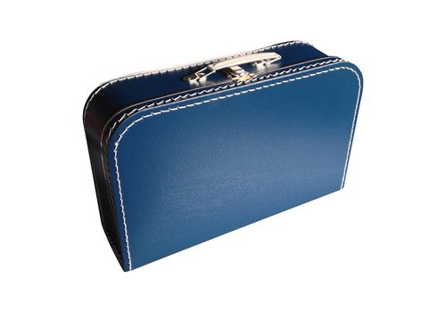 Koffer groot- navy blue