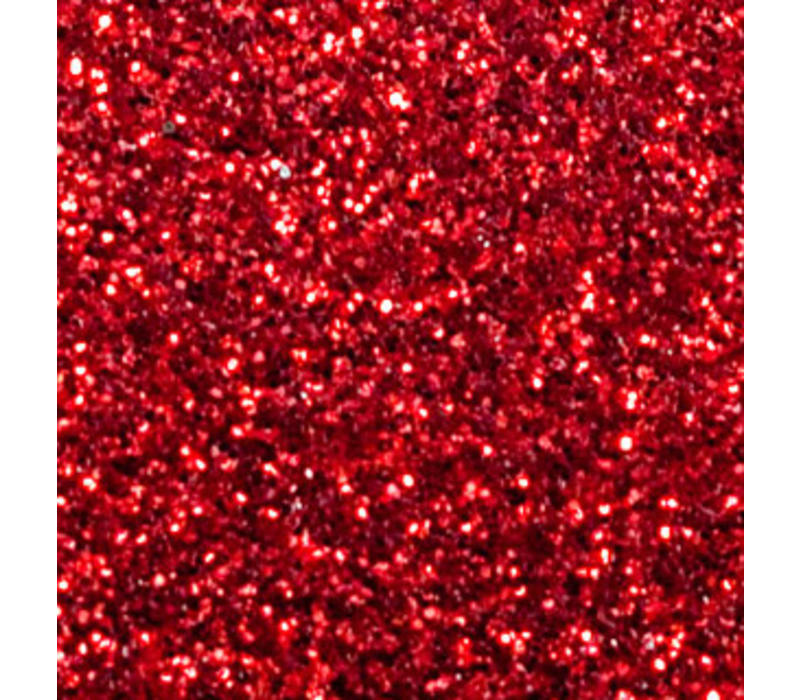 Flexfolie Glitter red