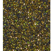 Siser Flexfolie Glitter Black-Gold
