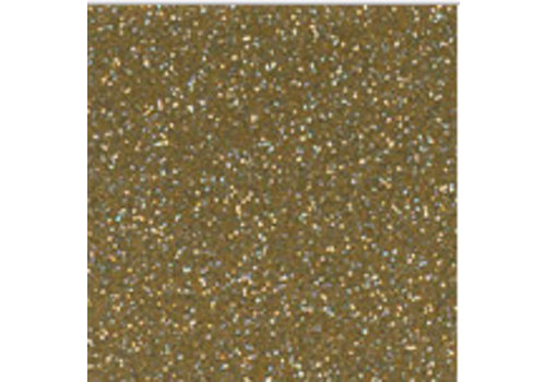 Ritrama Vinyl Glitter Topaz Goud