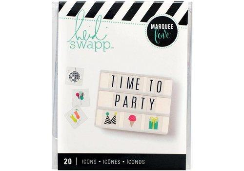 Heidi Swapp Iconen - Party
