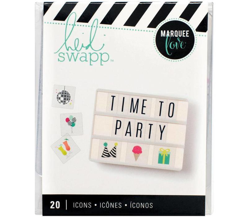 Iconen - Party