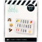 Heidi Swapp Iconen - Emoji's 2