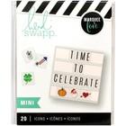 Heidi Swapp Mini Iconen - Holiday