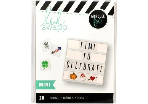 Heidi Swapp Mini Iconen - Holiday