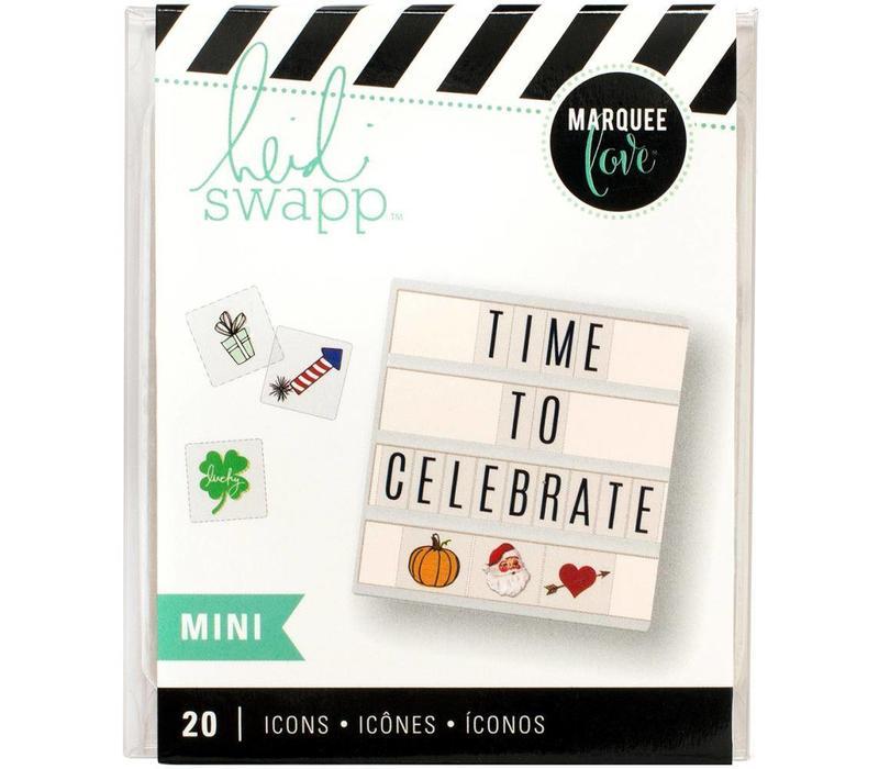 Mini Iconen - Holiday