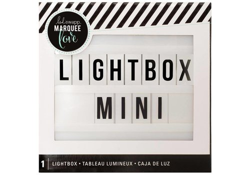 Heidi Swapp Mini Lightbox