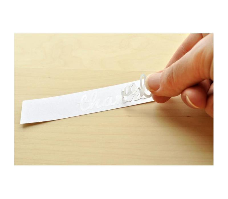 Double Sided Adhesive Sheet