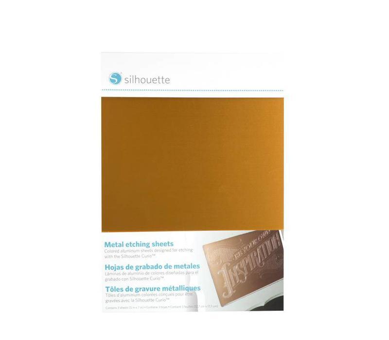 Metal Etching sheets