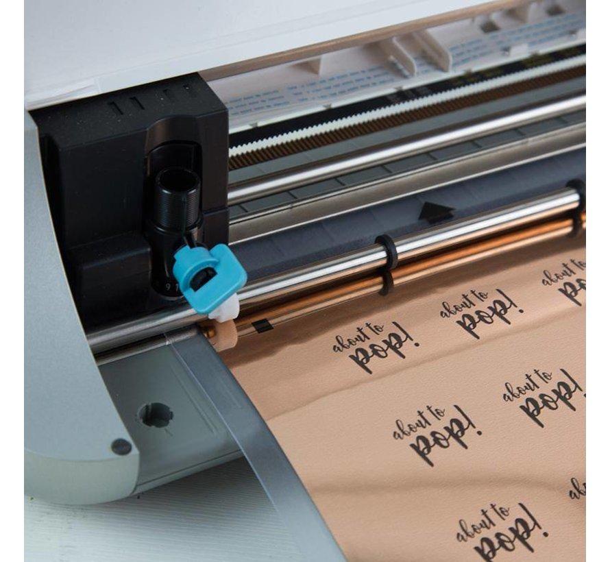 Printable Rose-Gold foil
