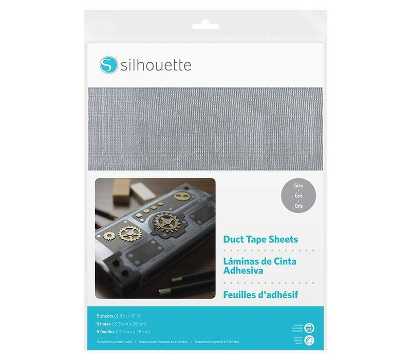 Duct Tape Sheets – Grey