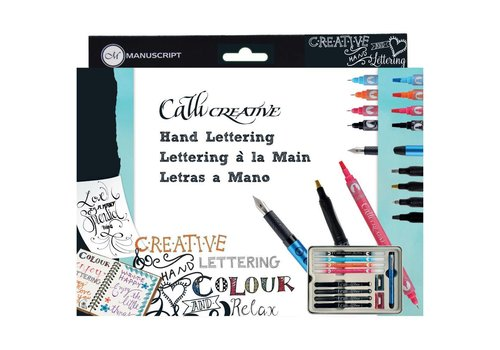 Callicreative Hand Lettering Set
