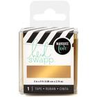 Heidi Swapp Tape Gold Foil