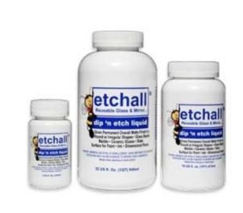 Etchall dip'n etch (946 ml)