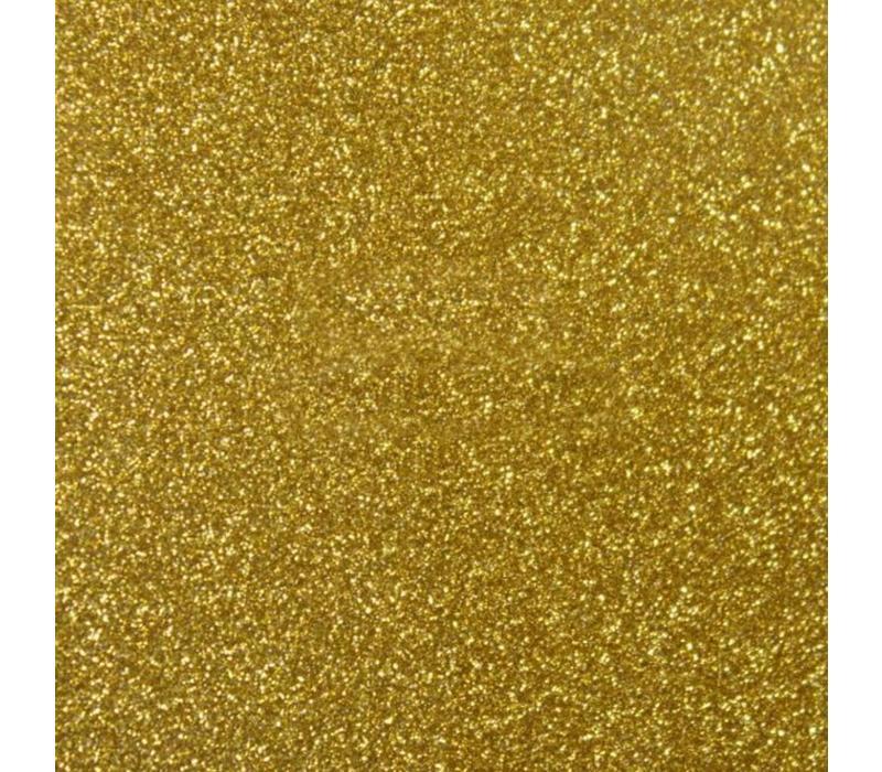 Flexfolie Glitter Old Gold