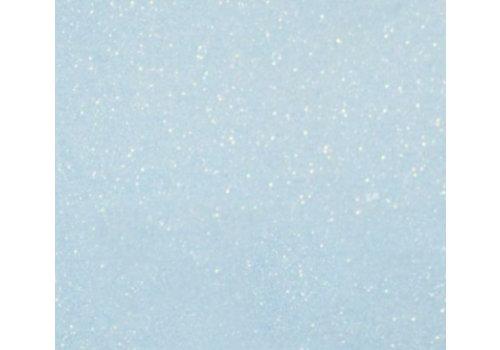 Flexfolie Glitter Fluo Blauw
