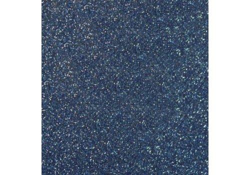 Flexfolie Glitter Old Blue
