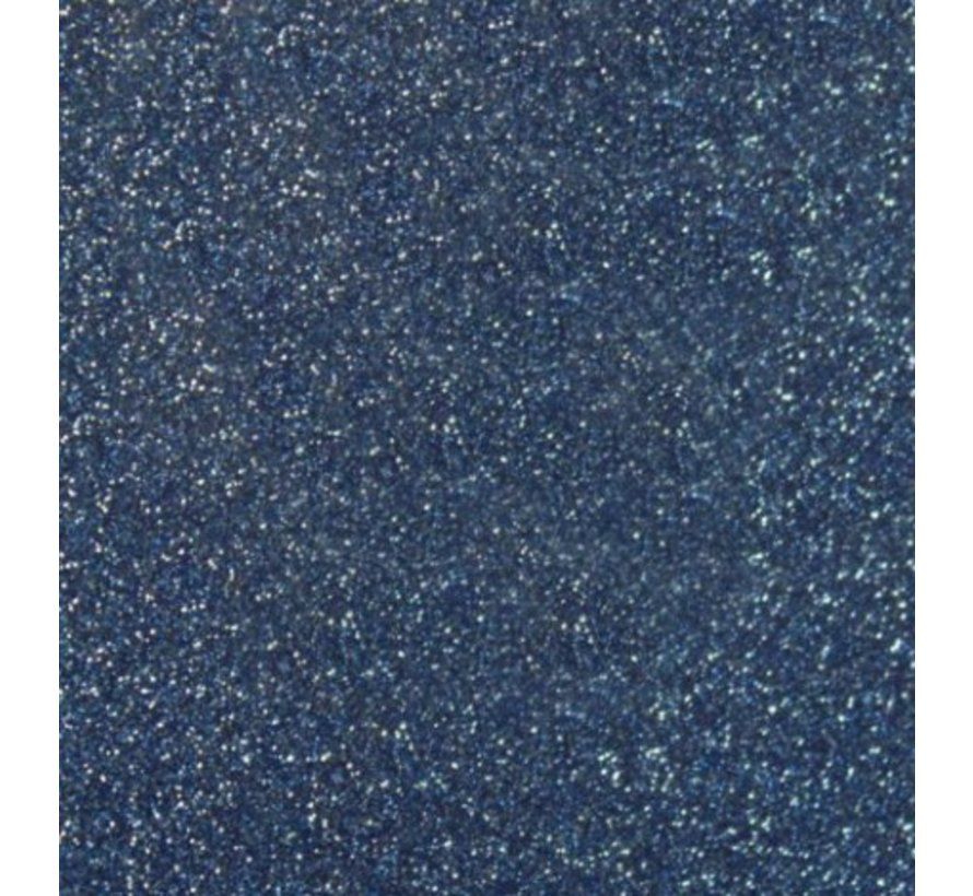 Flexfolie Glitter Old Blue