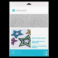 Zelfklevend Glitter Papier