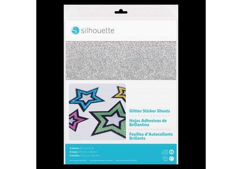 Silhouette Sticker Paper - Glitter