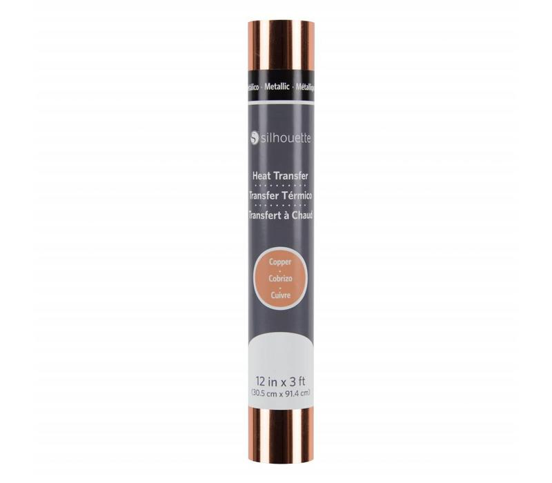 Metallic Heat Transfer :  Copper
