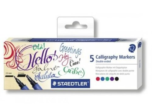 Calligraphy Markers (5)