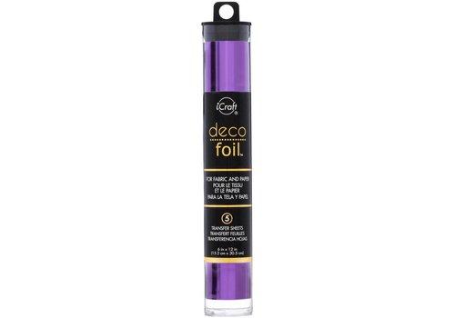 Deco Foil Deco Foil Purple