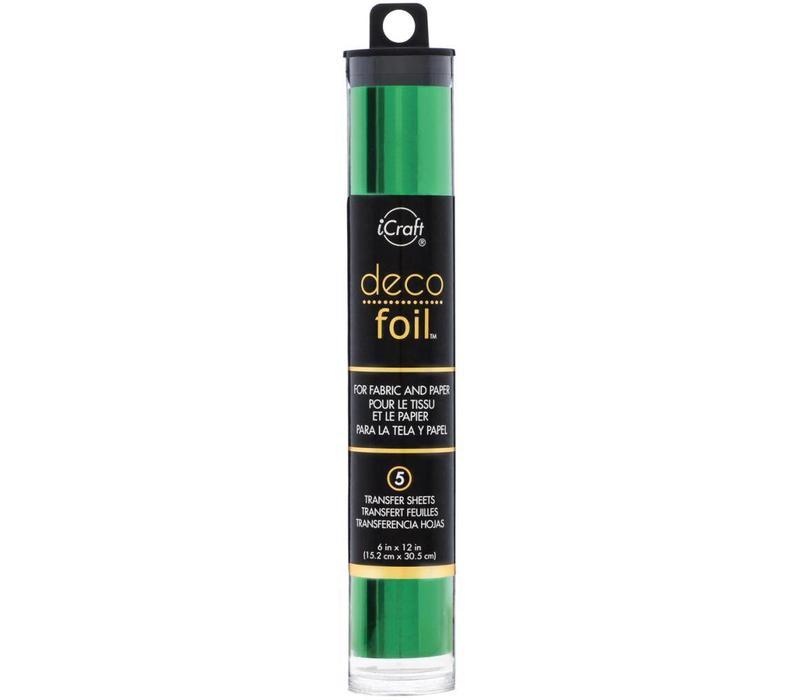 Deco Foil Green