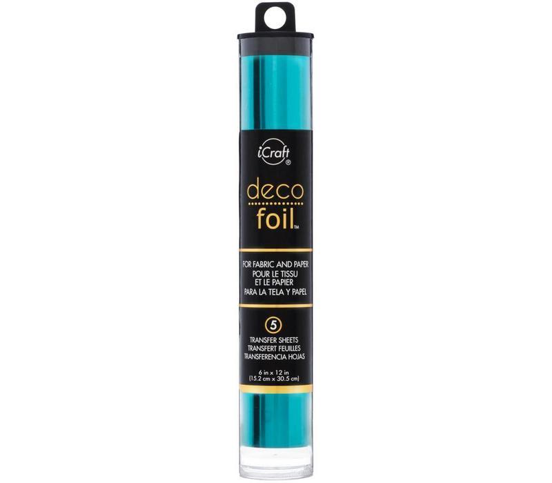 Deco Foil Teal
