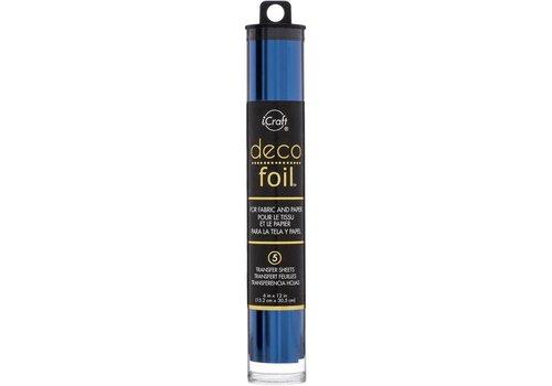Deco Foil Deco Foil Deep Blue