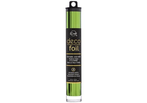 Deco Foil Deco Foil Spring Green