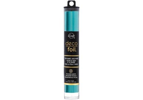 Deco Foil Deco Foil Turquoise