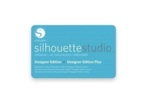 Silhouette Upgrade van Designer naar Designer Plus