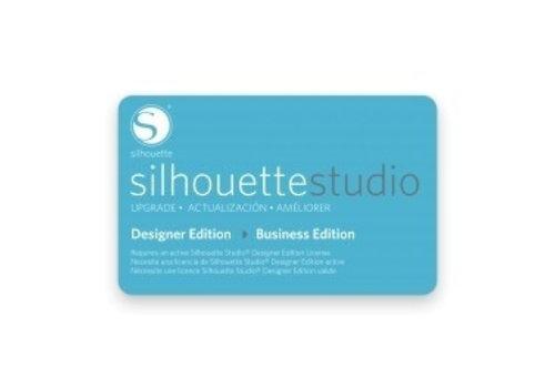 Silhouette Upgrade van Designer naar Business