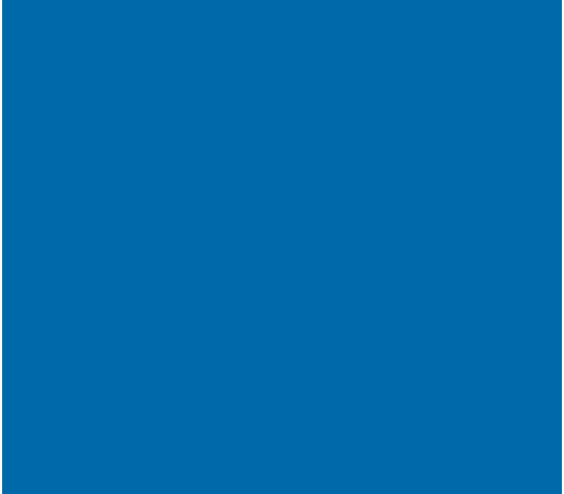 Vinyl Medium Blue (M)
